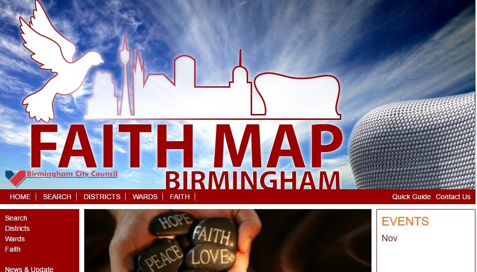 faithmap