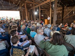 Land Institute Prairie Festival Talk