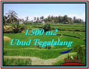 Affordable LAND FOR SALE IN UBUD TJUB528