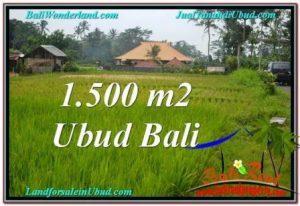 Affordable PROPERTY LAND SALE IN Ubud Tampak Siring TJUB558