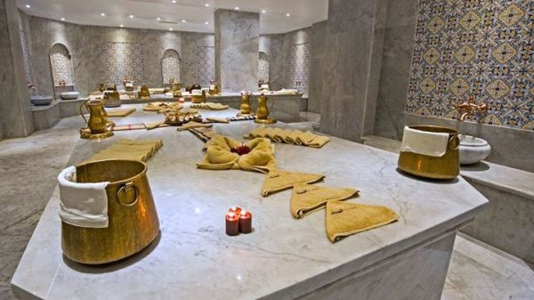 Экскурсия в турецкую баню из Хургады : фото оздоровительного центра