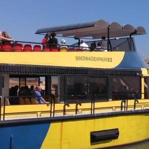 Екскурсія на підводний човен в Хургаді