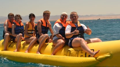 Highlights on Super Utopia Excursion from Hurghada