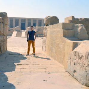 Ausflug nach Luxor-Dendera von Hurghada