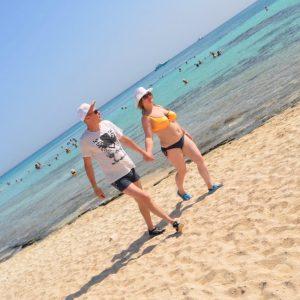 Excursion à l'île Giftun à Hurghada
