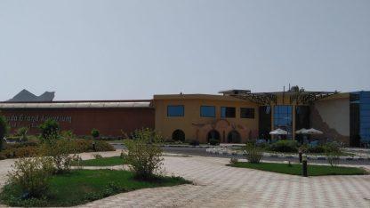 Excursion to the Grand Aquarium from Hurghada: the appearance of the aquarium