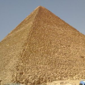 Flight trip to Cairo and Giza from Sharm El-Sheikh: picture of the biggest pyramid