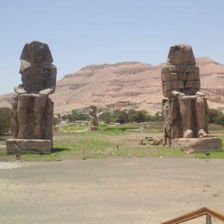 Viaggio di volo a Luxor da Sharm El Sheikh