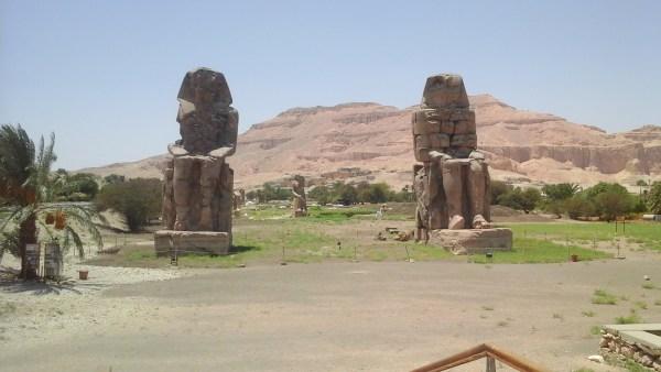 Voyage en avion à Louxor depuis Charm el-Cheikh