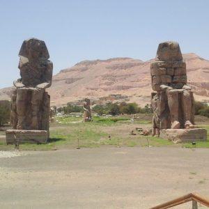 جولة جوية إلى الأقصر من شرم الشيخ