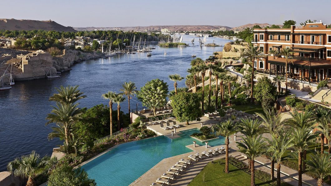 Aswan Governorate in Egypt