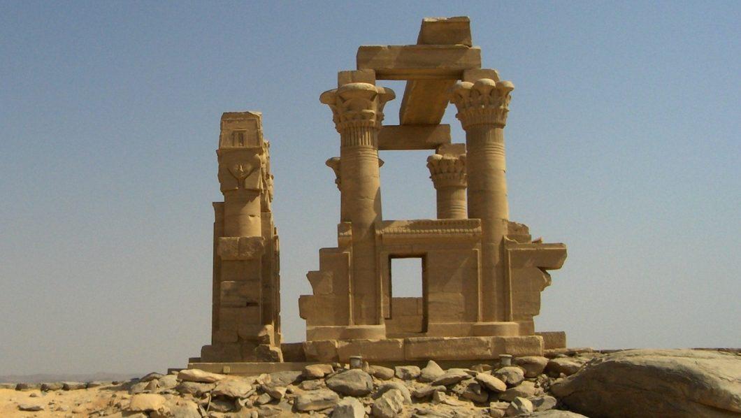 The Temple of Kalabsha in Aswan