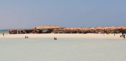 Excursion to Orange Bay from Hurghada
