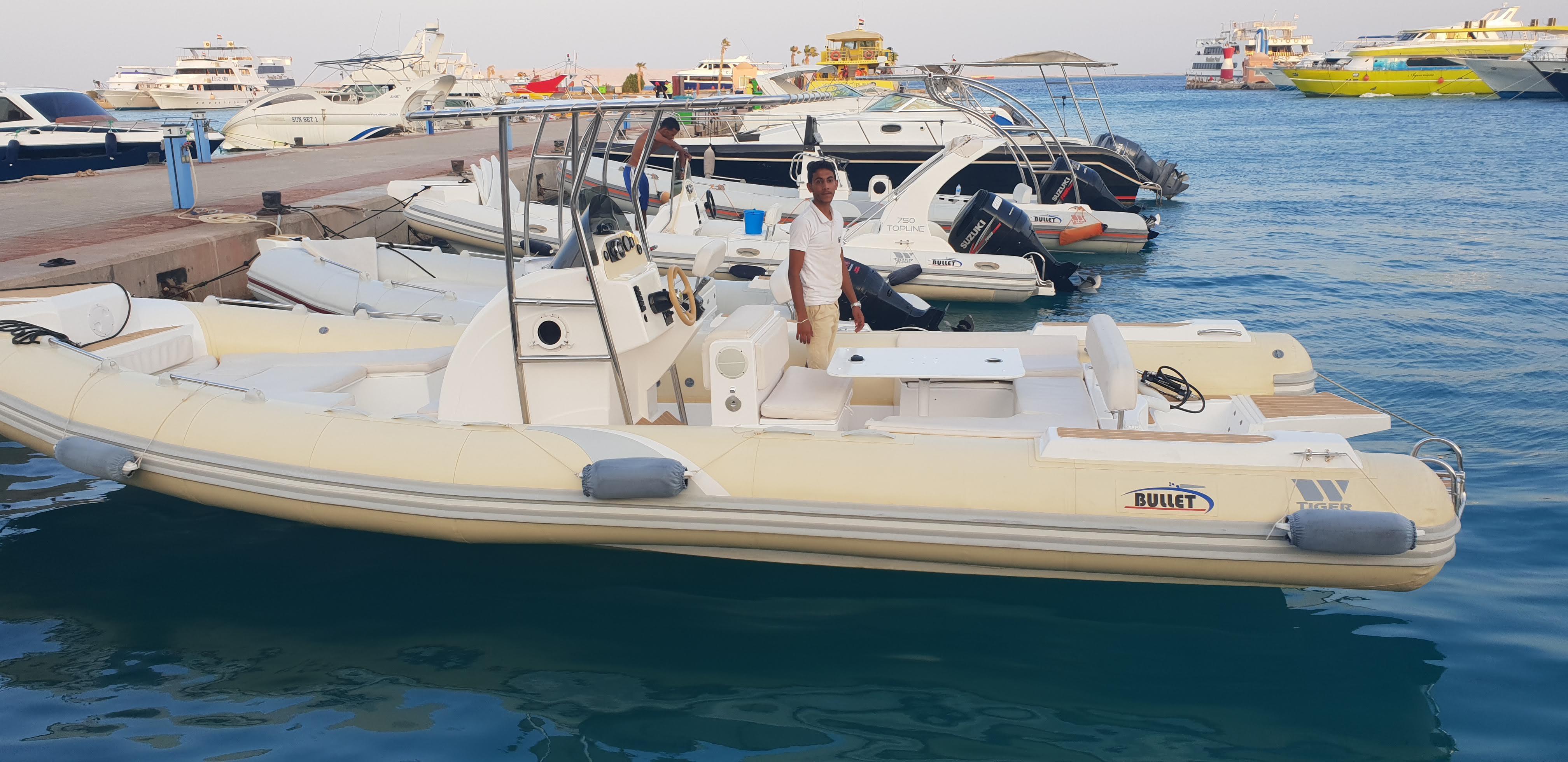 Privates Schnellboot Nach Orange Bay In Hurghada Landious Travel