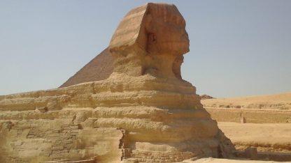 halve dagtrip naar het Piramidecomplex in Gizeh