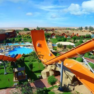 Excursion to Hurghada Jungle Aqua Park