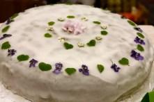 Spinat-Birkenblätter-Torte (laktosefrei)