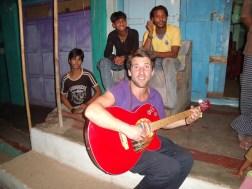 Murali Hostel ~ Hampi ~India