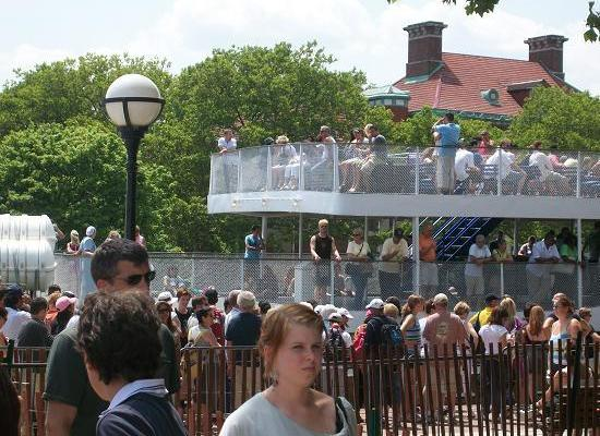 Ellis Island Boat
