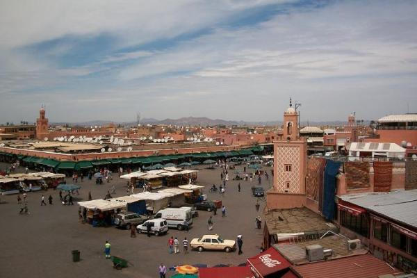 Djeema El Fna, Marrakech