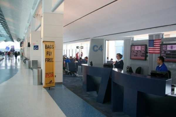Southwest Airlines Gate Agent