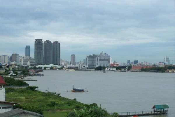 Bangkok Marriott Balcony View