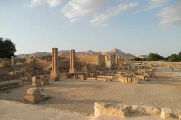 Hishams Palace Jericho