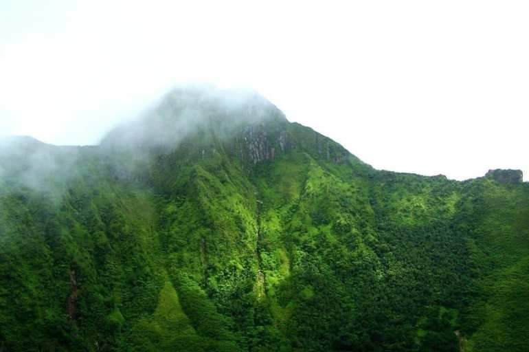 St Kitts Volcano Climb