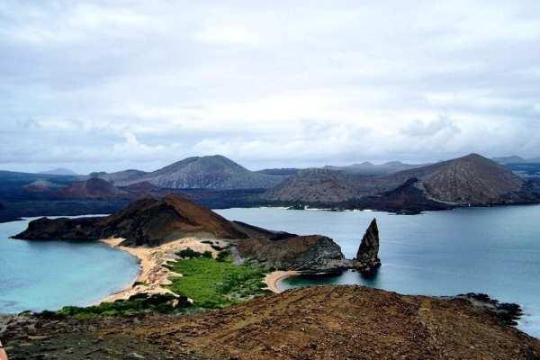 Bartolome, Galapagos
