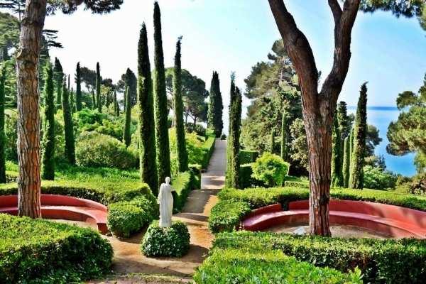 Santa Clotilde's Botanical Gardens