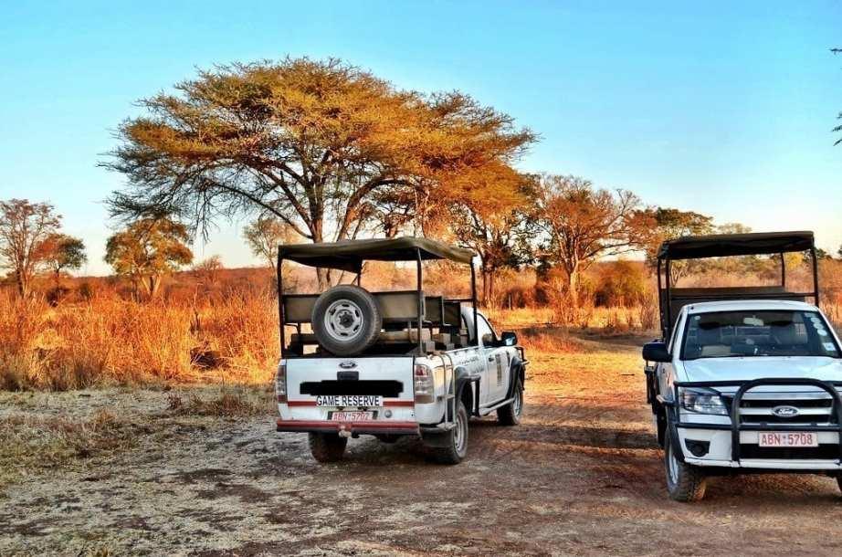 Safari jeep Africa