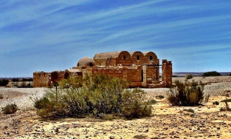 Qasr al-Amra, Jordan