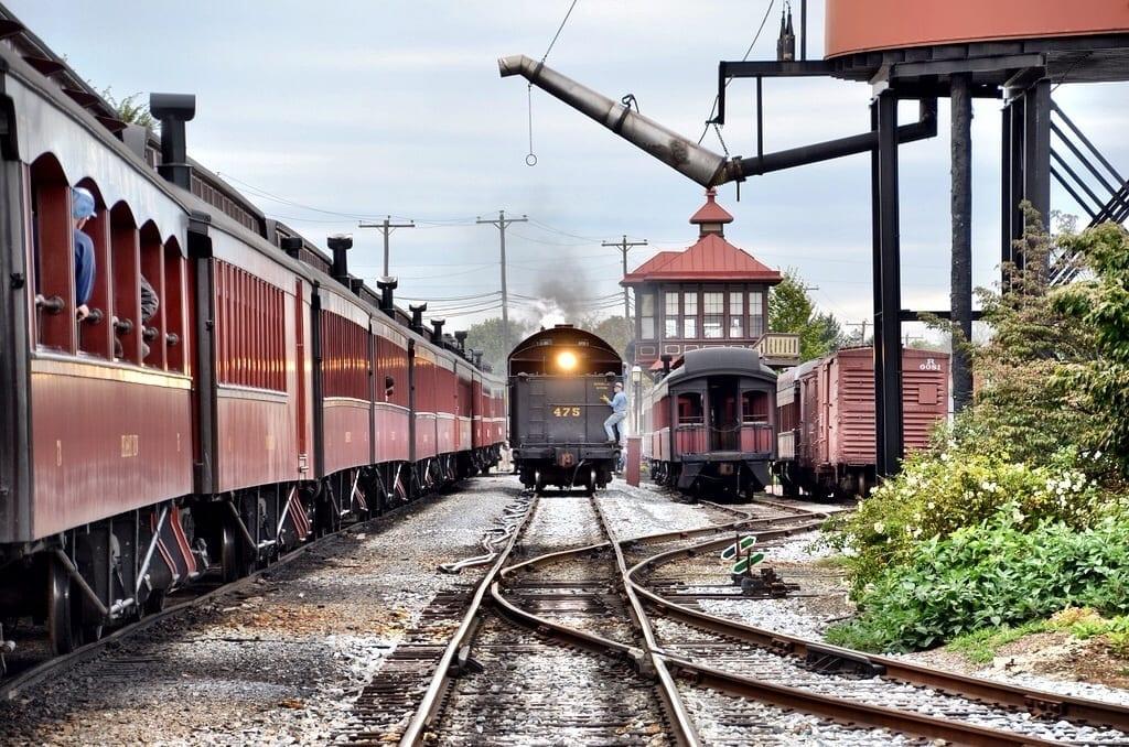 Strasburg Rail Road Pennsylvania