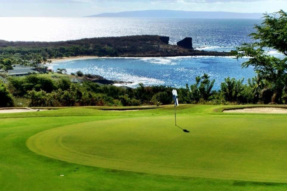 Challenge At Manele Lanai Hawaii
