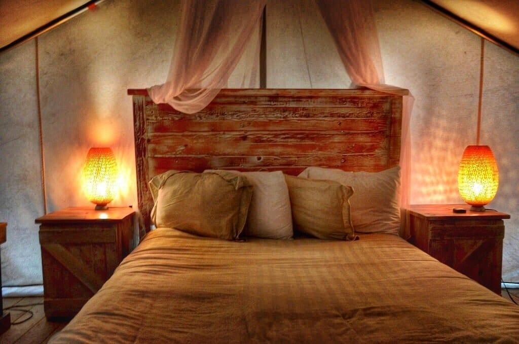 Comfort Camping Alberta Canada