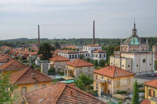 Crespi d'Adda, Italy