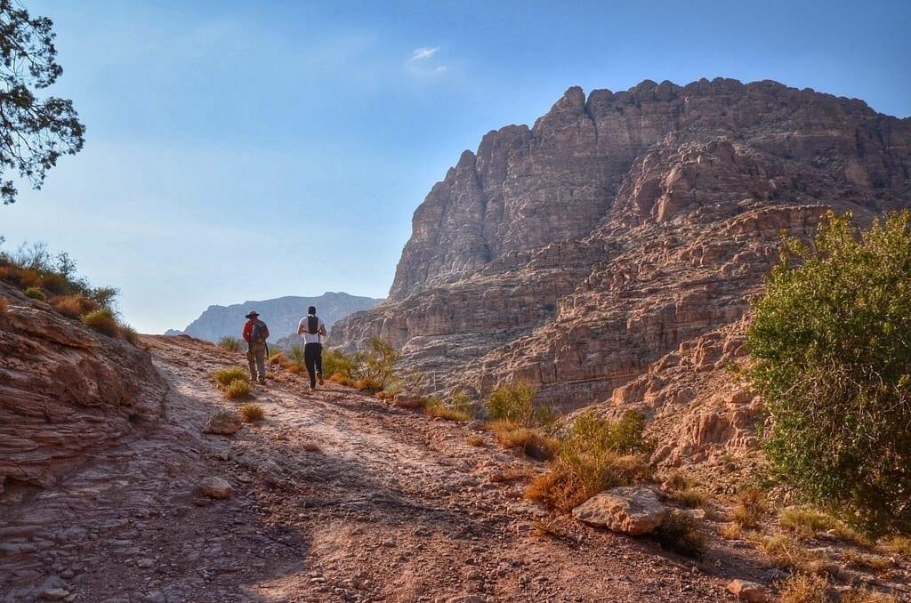 Dana Biosphere Reserve Jordan