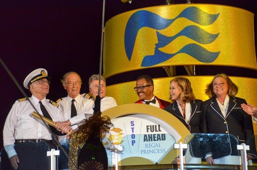 Love Boat Princess Cruises Regal Princess