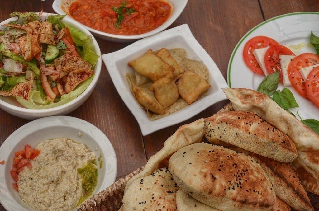Jordanian Food Jordan