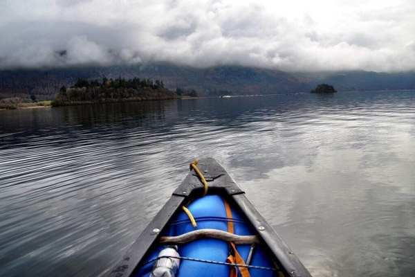 kayaking england lake district