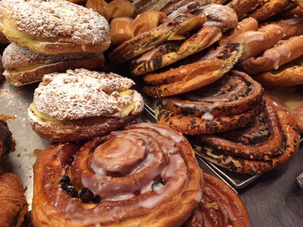 Pastries Germany German