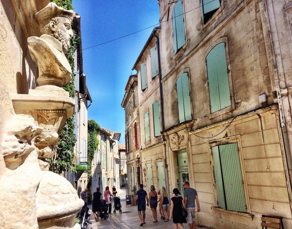 St Remy Provence France