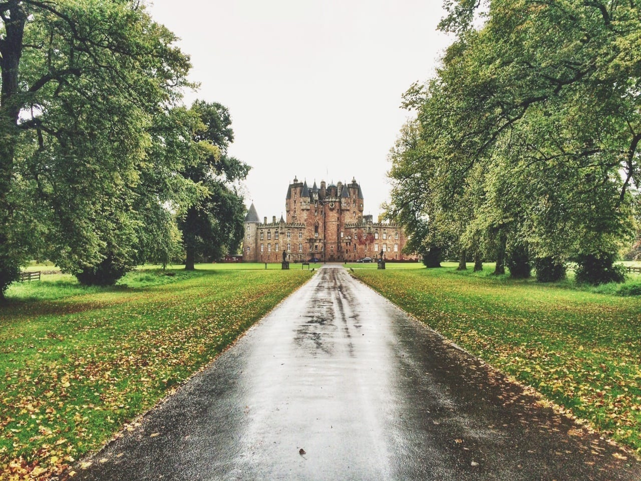 Glamis Scotland UK