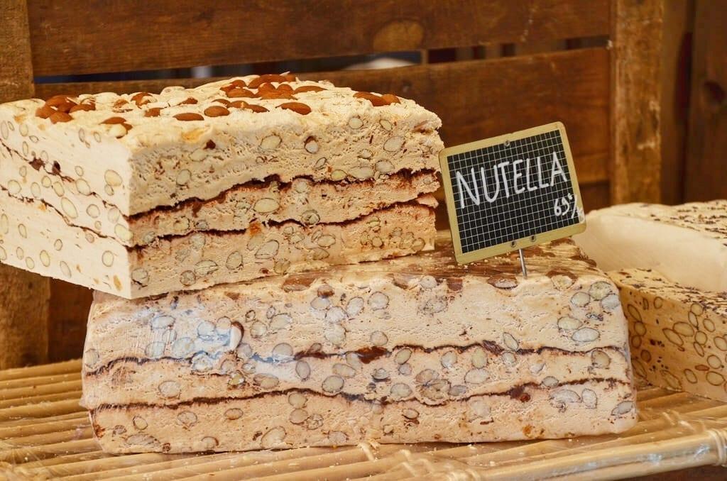 Nougat Dessert France