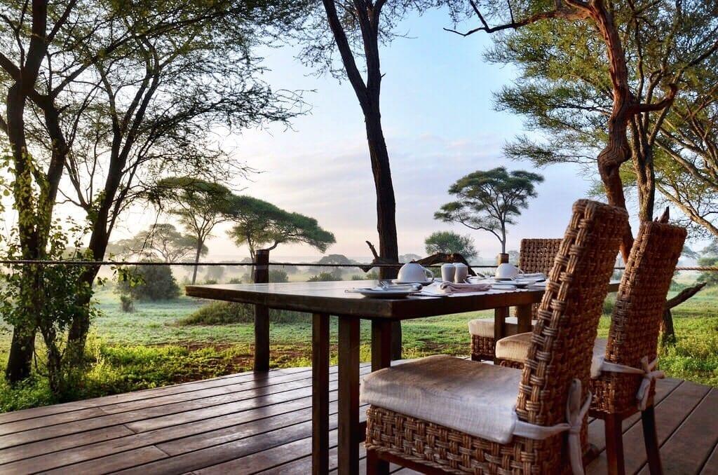 Sanctuary Retreat Swala Tanzania