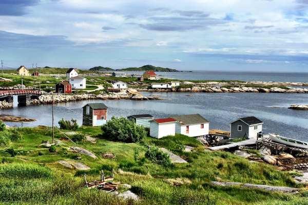 Greenspond Newfoundland Canada