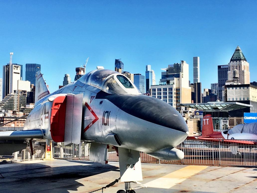 Intrepid Sea, Air & Space Museum New York City