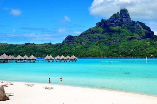 Bora Bora Tahiti French Polynesia