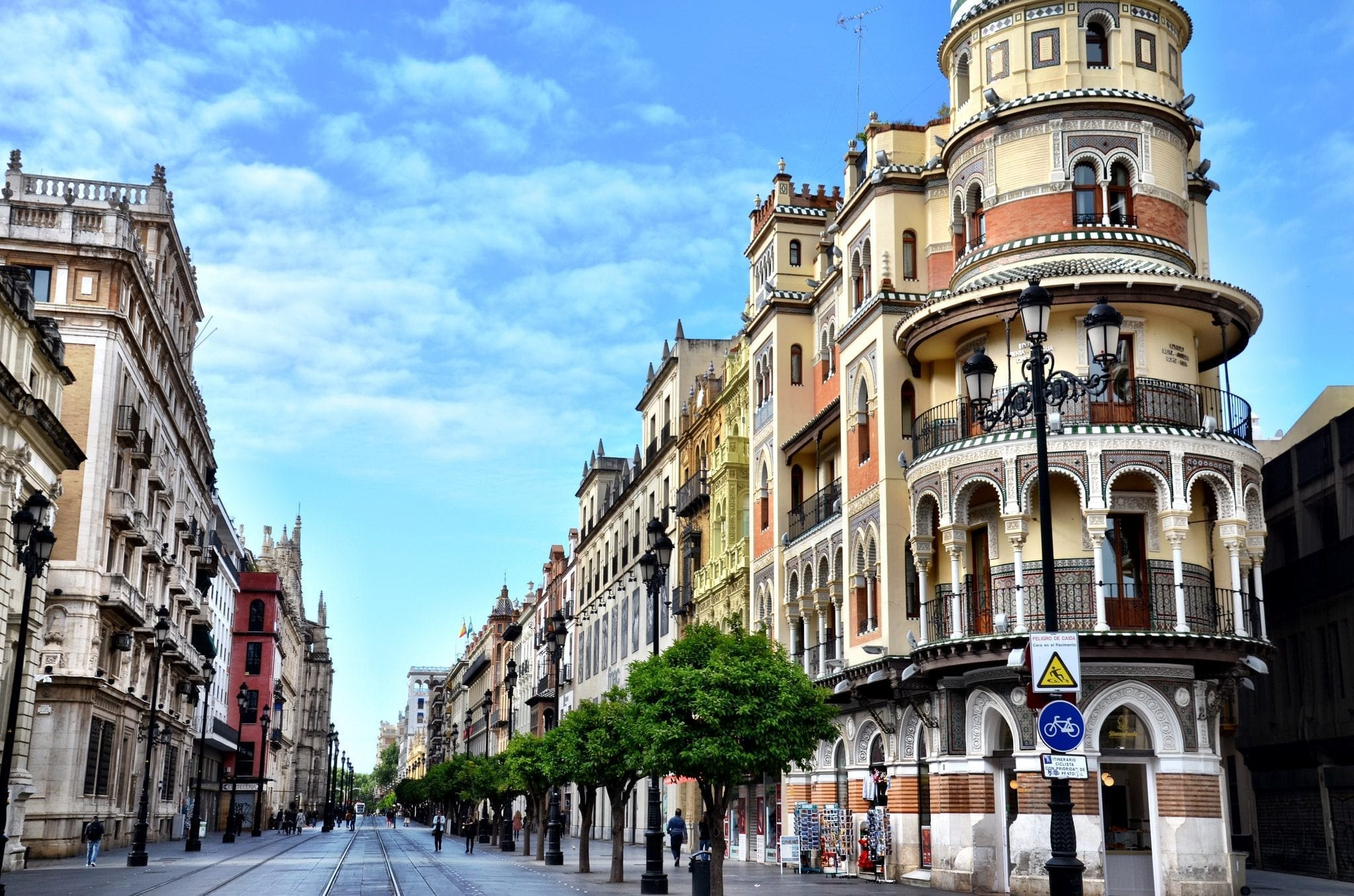 Travel Luck 5 Unique Ways I Experienced Seville Spain