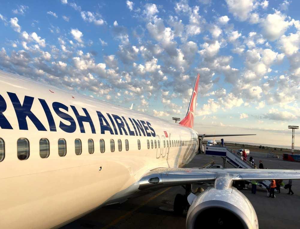 Turkish Airlines Airplane